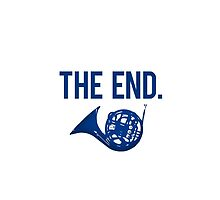 The End. by Articles & Anecdotes