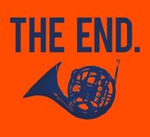 The End. Kids Tee
