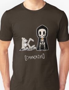 Carnikids: B.C. Color (Dark) Unisex T-Shirt