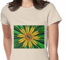 Sunflower  Womens Fitted T-Shirt