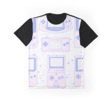 Pastel Handhelds Graphic T-Shirt