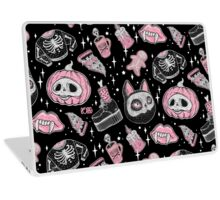 ♥ SPOOKS or CREEPS ? ♥  Laptop Skin