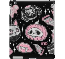 ♥ SPOOKS or CREEPS ? ♥  iPad Case/Skin