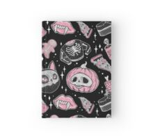 ♥ SPOOKS or CREEPS ? ♥  Hardcover Journal