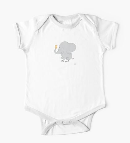 Little peanut One Piece - Short Sleeve