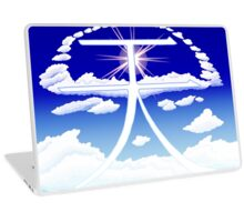 Ten - Heavens Laptop Skin