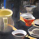 StudentenFrühstück by HannaAschenbach