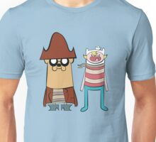 Marvelous Misadventures of Finn and Jake Unisex T-Shirt