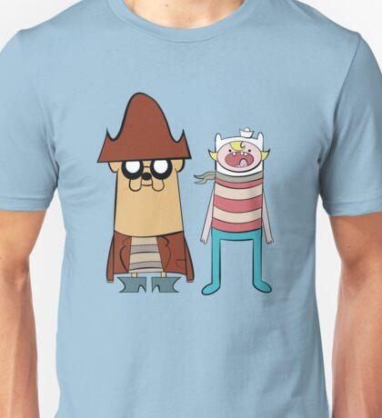 Marvelous Misadventures of Finn and Jake Unisex T-Shirt