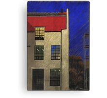 Bauhaus-Uni Weimar in Germany Canvas Print