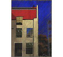 Bauhaus-Uni Weimar in Germany Photographic Print