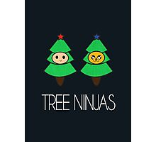 TREE NINJAS Photographic Print