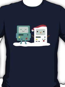 Building SnowMO (Red) T-Shirt