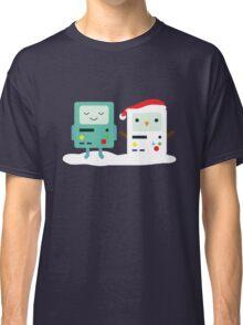 Building SnowMO (Red) Classic T-Shirt