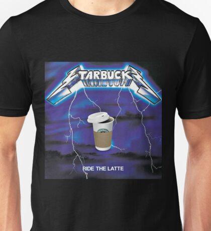 Ride The Latte Unisex T-Shirt