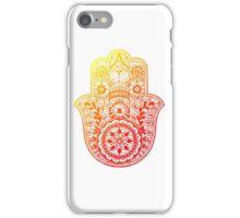 Hamsa Hand iPhone Case/Skin