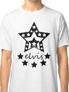 Elvis Star Classic T-Shirt