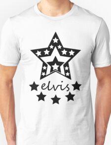 Elvis Star Unisex T-Shirt