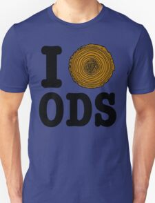 I Wood Cookie ODS T-Shirt