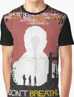 Dont Breathe Movie  Graphic T-Shirt