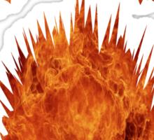 Dragons' Throne Sticker