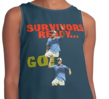 Survivors Ready... Go! Contrast Tank