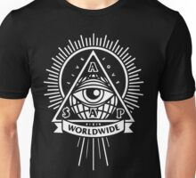A$AP Worldwide - Pyramid Logo Unisex T-Shirt