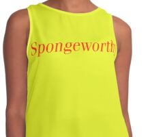 Spongeworthy legging! Contrast Tank