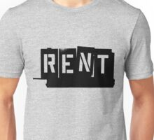 Rent Logo Unisex T-Shirt