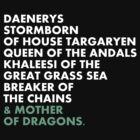 Daenerys by Articles & Anecdotes