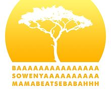 Lion King Song by typeo