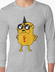 JAKE POTTER  Long Sleeve T-Shirt