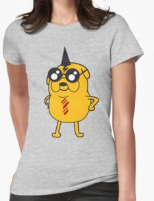 JAKE POTTER  Womens Fitted T-Shirt