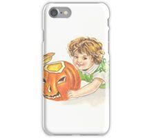 Victorian Halloween 3 iPhone Case/Skin