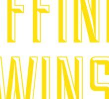 GRYFFINDOR WINS Sticker