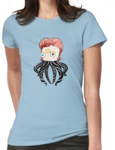 OctoBowie: Inky Stardust! Womens Fitted T-Shirt