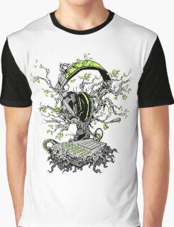 D.J. Tree. Graphic T-Shirt