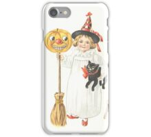 Victorian Halloween 7 iPhone Case/Skin