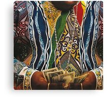 BIGGIE BIGGIE BIGGIE! Canvas Print