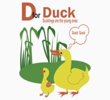 D for Duck  (10136 Views) by aldona
