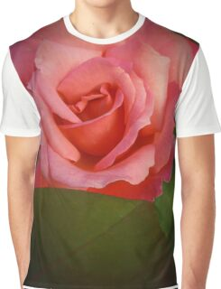rosy pink Graphic T-Shirt