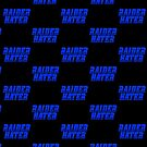 Raider Hater! Bolts by joebugdud