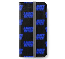 Raider Hater! Bolts iPhone Wallet/Case/Skin