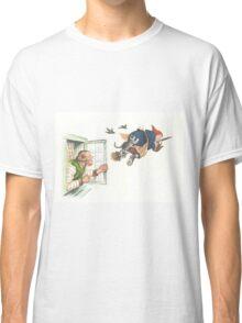 Victorian Halloween 8 Classic T-Shirt