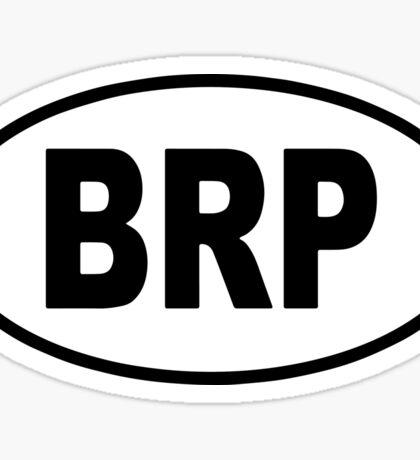 Blue Ridge Parkway Sticker