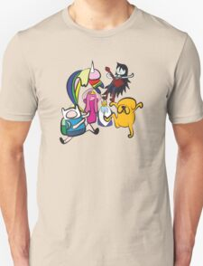 NINJIA CREW Unisex T-Shirt