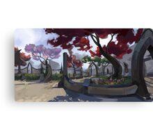 Vulkhel Guard Canvas Print