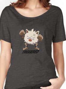 Triggered Primeape Women's Relaxed Fit T-Shirt