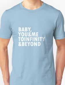 To Infinity & Beyond T-Shirt