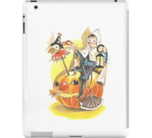 Victorian Halloween 9 iPad Case/Skin
